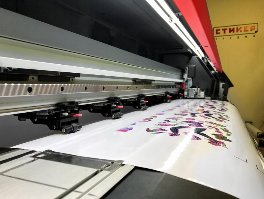 Новые материалы и способ печати 1